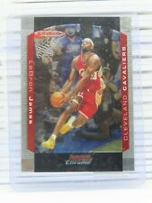 2004-05 Bowman Chrome LeBron James #23 Cavaliers PM1