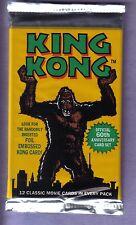 1993 King Kong 60th Anniversary Trading Card Pack!