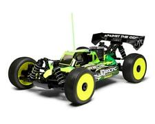 "JQP-JQB0777 JQRacing ""THE Car"" 1/8 Off-Road Nitro Buggy Kit (Black Edition)"
