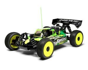 "JQRacing ""THE Car"" 1/8 Off-Road Nitro Buggy Kit (Black Edition) [JQP-JQB0777]"