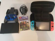 Nintendo Switch 32 GB Neon Blue and Red Console