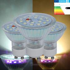 4 / 10er GU10 LED Birne 5W SMD Lampe 50W Leuchtmittel Birnen Strahler Licht Spot