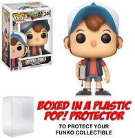 Funko POP! Animation ~ DIPPER PINES VINYL FIGURE ~ Disney's Gravity Falls