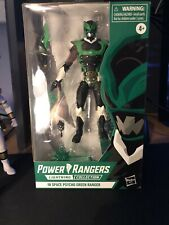 Power Rangers Lightning Collection in Space- Psycho Green Hasbro Pulse exclusive
