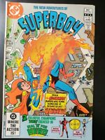 ⭐️ The NEW ADVENTURES of SUPERBOY #30 (1982 DC Comics) VG/FN Book