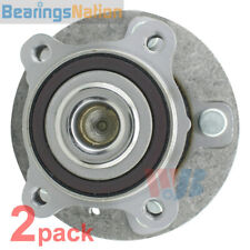 Pack of 2 Rear Wheel Hub Bearing Assembly replace 512438 H590444 BR930836