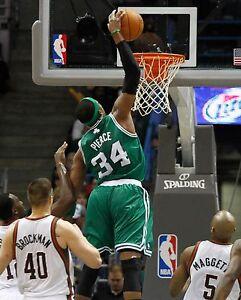 Paul Pierce Unsigned 8x10 Boston Celtics (2)