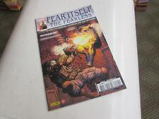 MARVEL  FEAR ITSELF THE FEARLESS  4 ..MARVEL  PANINI..2012..NEUF