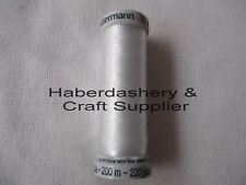 GUTERMANN INVISIBLE THREAD 200MT SULKY CLEAR FINE