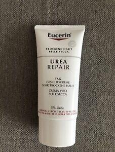 Eucerin Urea Repair Tag Gesichtscreme Gesichts Creme 50 ml trockene Haut Neu