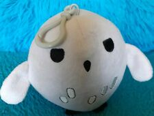 Harry Potter Hedwig Snowy Owl plush bag clip backpack clip