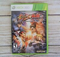 Xbox 360 Street Fighter Vs Tekken (Microsoft, 2012) Video Game