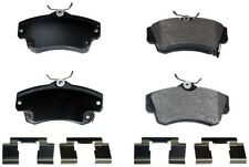 ProSolution Semi-Metallic Brake Pads fits 2001-2009 Chrysler PT Cruiser  MONROE