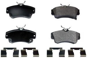 Disc Brake Pad Set-ProSolution Semi-Metallic Brake Pads Front fits PT Cruiser