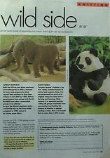 MR Panda giocattolo Knitting Pattern da Georgina Manvell