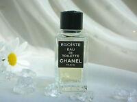 CHANEL - EGOISTE - 4 ml EDT *** PARFUM-MINIATUR incl. OVP/BOX ***