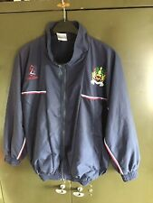 Vintage Burnley Football Club Super League Tracksuit Top Size Small