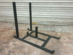 Power sprint dog push pull fitness gym crossfit rugby football athletics sled