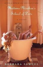 Madame Mirabou's School of Love Barbara Samuel paperback