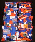 University of Florida Gators CAMO 8 Cornhole Bean Bags ACA Regulation
