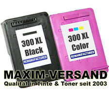 2 für HP 300 XL Set Photosmart C4600 C4610 C4635 C4640 C4650 C4670 C4680 C4685