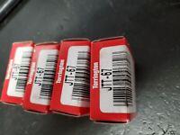 "Torrington JTT-67 Needle Roller Bearing 3/8"" ID, 7/16"" width, 9/16"" OD"