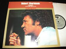 ROBERT CHARLEBOIS<>DISQUE D'OR <>Lp Vinyl~Canada  Pressing<>SOLUTION SNX-945