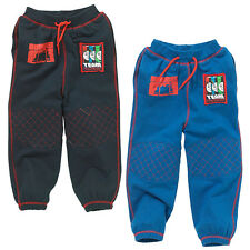 Boys Thomas The Tank Engine Pull On Jog Pants Elasticated Navy Blue 1-6 yrs