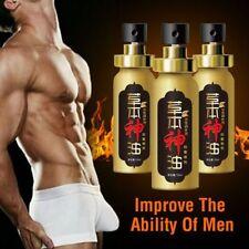 10ml Male Big Penis Enhancement Enlargement Spray Thickening Growth Sex Time K