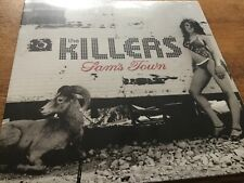 """The Killers - Sams Town 12"""" LP MINT CONDITION Brand New And Sealed"""