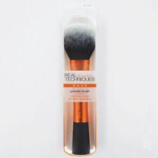 Real Techniques Makeup Brushes Starter Kit Sculpting Powder Blush Foundation Set