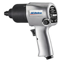 "ACDelco 1/2"" Air Impact Wrench Tools Heavy Duty Twin Hammer ANI405"