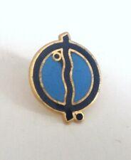 RARE Pin's Tintin Sigle Kih-Oskh N° 85