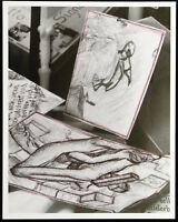 Kombinationsdruck (1985) von Anna OPPERMANN (1940-1993 D), handsigniert