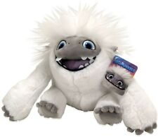 "12"" NEW DREAMWORKS ABOMINABLE EVEREST THE YETI SOFT PLUSH TOY OPEN MOUTH"