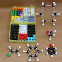 267pcs Molecular Model Set Links Kit - General And Organic Chemistry Science BK