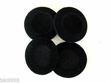 50mm Headphone Earphone Ear Pad Foam Covers 4 off