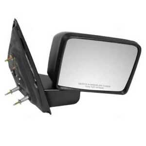 FITS FOR FORD F-150 2004 2005 2006 2007 2008 MIRROR MANUAL RIGHT PASSENGER