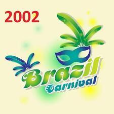 BRAZIL Rio CARNIVAL PARADE 2002 - 14 DVD - Complete Parade