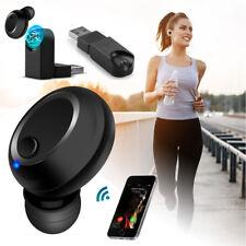 Mini In-Ear Kopfhörer Bluetooth Kopfhrer Sport Stereo Headset Ohrhörer Handy