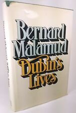 """Dublin's Lives"" by Bernard Malamud, 1st Edition 1st Printing"