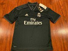 2018-19 Adidas Real Madrid Youth Away Soccer Jersey Medium M La Liga Boys