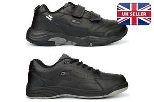 Mens Wide Fit Trainers Mens Extra Large Trainers Leather Sizes 13-15 (E Fitting)