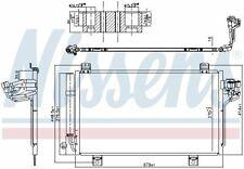 Nissens (940723) Kondensator, Klimaanlage für MAZDA