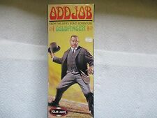 Odd Job From James Bond 007 Goldfinger, Polar Lights Aurora Model Kit, NIB