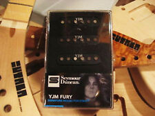 New Seymour Duncan STK-S10 YJM Fury Strat Pickup Set of 3 Black Yngwie USA Made
