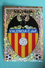 PANINI Liga 96/97 VALENCIA BADGE MINT!!!