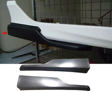06-11 Honda Civic FA5 FD2 4Dr Type R FEEL'S STYLE SIDE EXTENSION SIDE SKIRT ABS