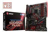 MSI MPG Z390 GAMING PLUS Desktop Motherboard - Intel Chipset - Socket H4