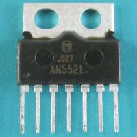 10PCS AN5521 Encapsulation:ZIP-7,TV Vertical Deflection Output IC